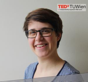 TEDxTUWien 2018 Kathrin Weiland