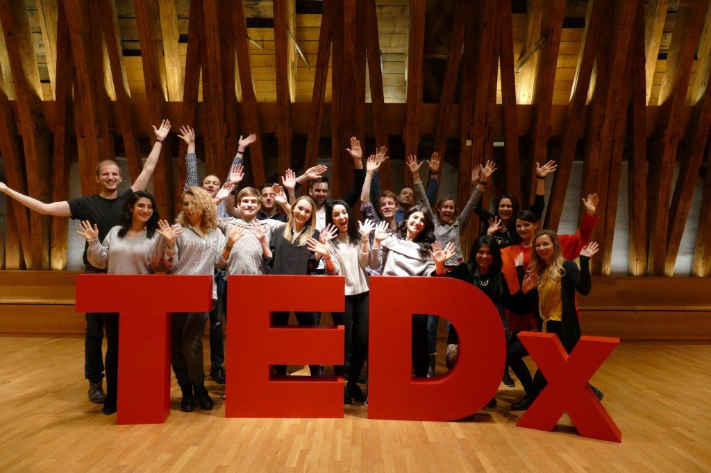 TEDxTUWien Team 2018