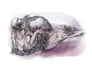 Illustration by Felicia Gulda