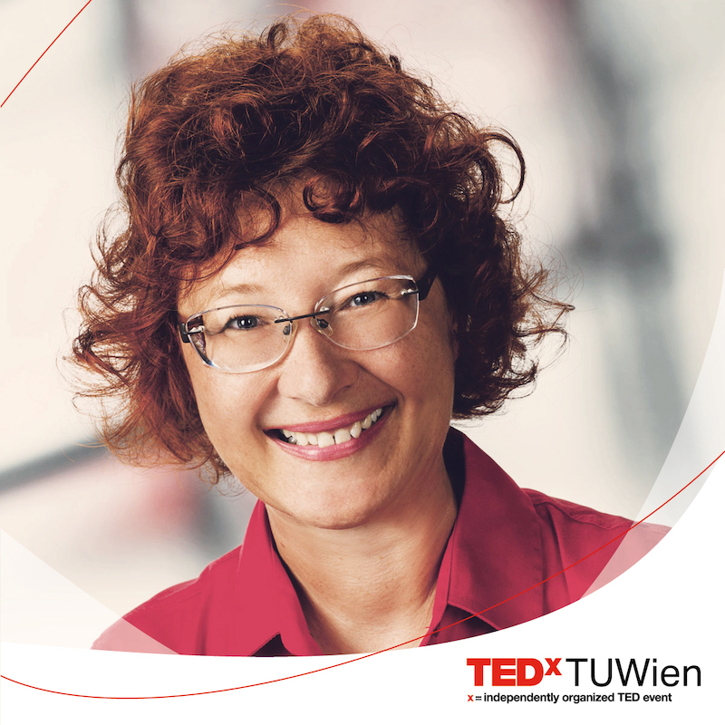 TEDxTUWien-Ille Gebeshuber
