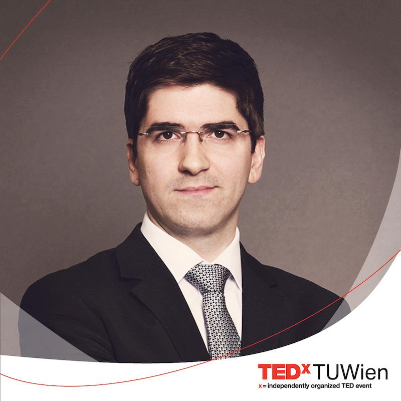 Alexander Reissner TEDxTUWien 2019 connected
