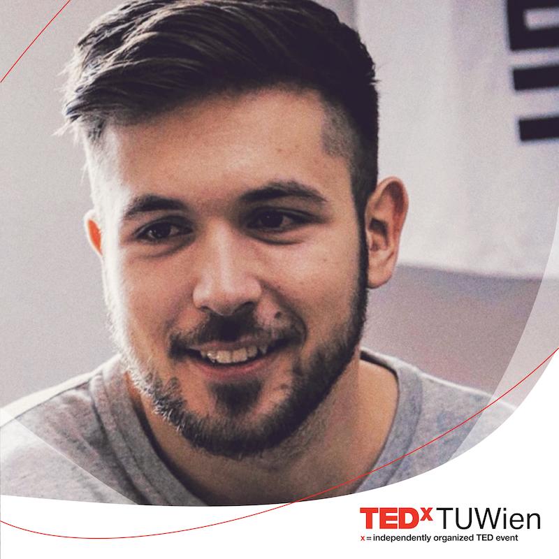 Martin Tardy Portrait TEDxTUWien