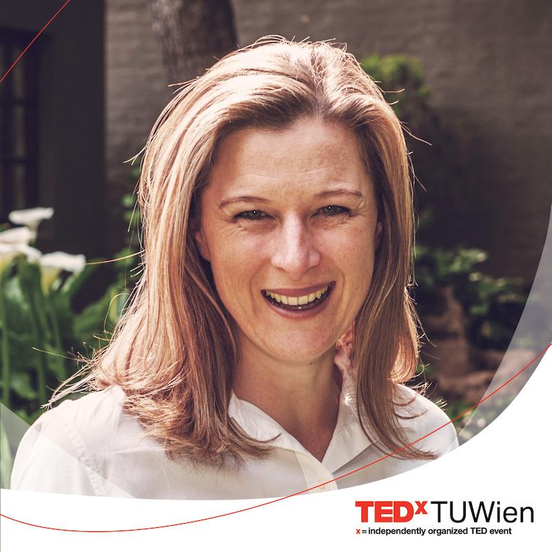 Nicci Stewart - Speaker TEDxTUWien 2019