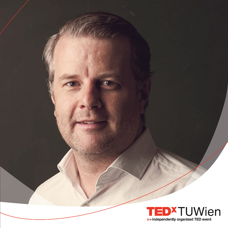 Rupert Ursin TEDxTUWien connected